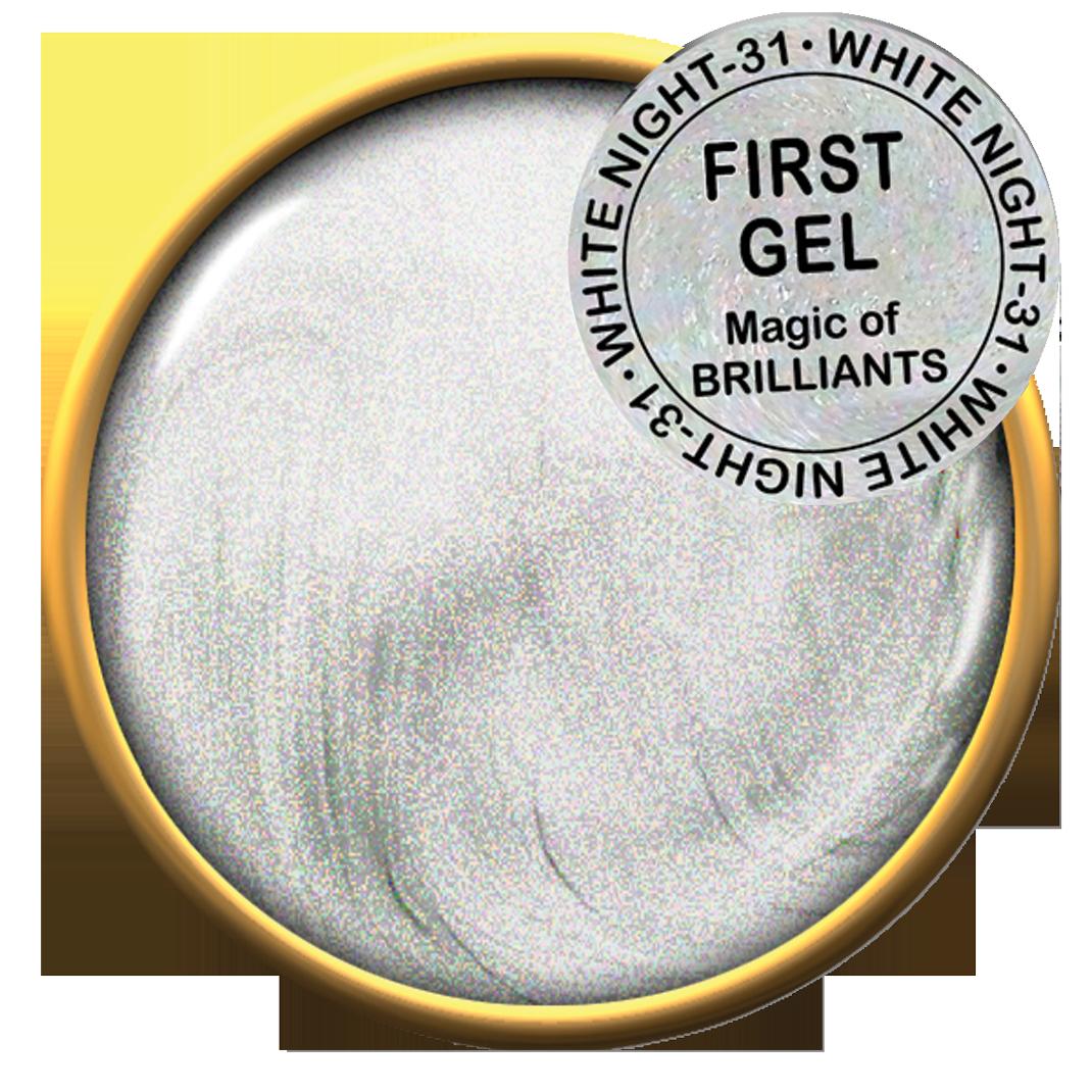 Magic of Brilliants White Night - 5 gr