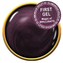 Magic of Brilliants Glamorous Violet - 5 gr