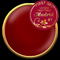 Madrid - 5 gr Neon gel paste