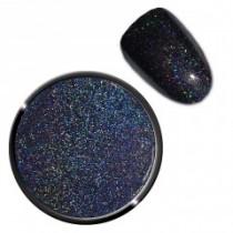 Sclipici holografic- negru