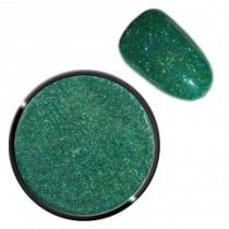 Sclipici holografic- verde