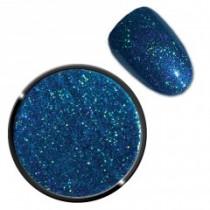 Sclipici holografic- albastru marin