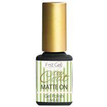 Top Coat Matte On