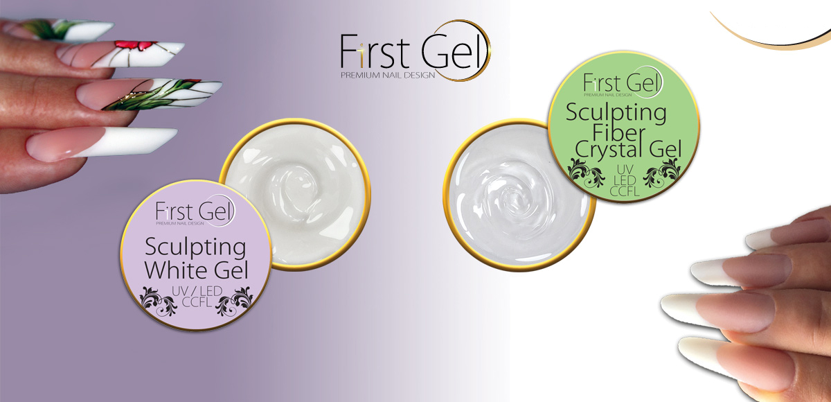 FirstGel - sculpting